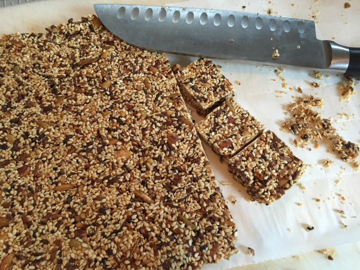 Recipe: Sesame Candy