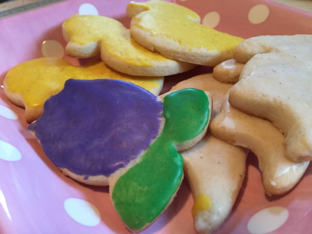 Recipe: Sour Cream Cutout Cookies